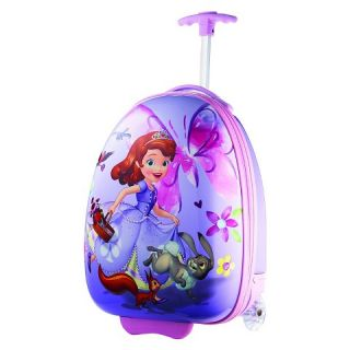 American Tourister Disney Sophia the First 18 Carry on Hardside
