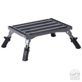 Adjustable Leg Platform Step   Stromberg Carlson PA 250   Steps