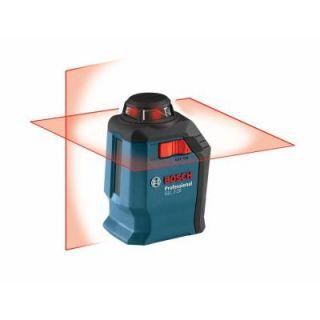 Bosch 65 ft. 360 Degree Horizontal Cross Line Laser Level GLL 2 20 S