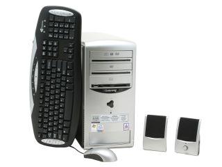 Gateway Desktop PC 831GM Pentium 4 630 (3.0 GHz) 512 MB DDR 200 GB HDD Intel GMA 900 Windows XP Media Center