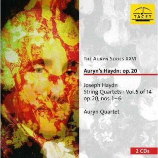 Auryn Series 26: Auryns Haydn Op 20
