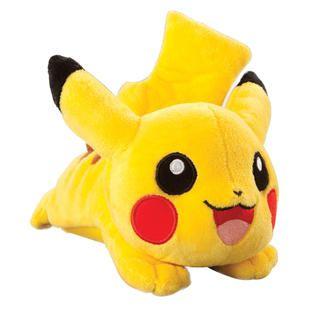 Tomy Pokémon Pikachu Beanie Plush   Toys & Games   Stuffed Animals