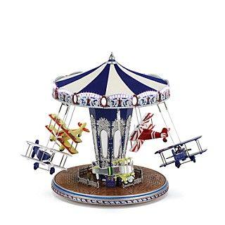 Mr. Christmas World's Fair Platinum Biplane Ride