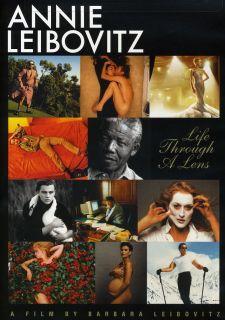 Annie Leibovitz: Life Through a Lens (DVD)   Shopping   Big