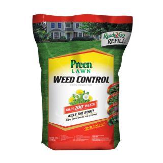 Preen 80 oz Preen Lawn Weed Killer Spreader Refill Bag