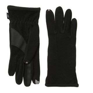 Isotoner Womens Smartouch Stretch Ottoman Gloves, One Size