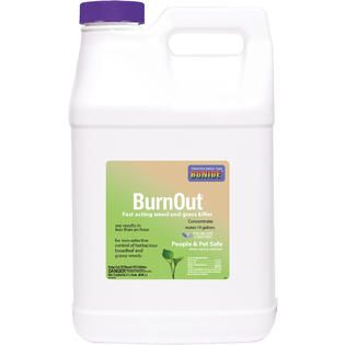 Bonide Burn Out Weed & Grass Killer Concentrate, 2.5 gals   Lawn