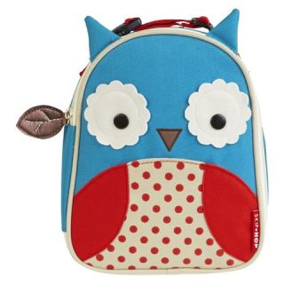 Skip Hop Zoo Little Kids & Toddler Insulated Lunch Bag, Owl