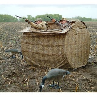 Beavertail PRO VS Outfitter Hay Bale Blind