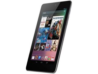 "Refurbished: ASUS Nexus 7 NVIDIA Tegra 3 1 GB Memory 16 GB 7.0"" Touchscreen Tablet PC Android 4.1 (Jelly Bean)"