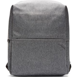 Côte & Ciel Heather grey Minimalist New Rhine Flat Backpack