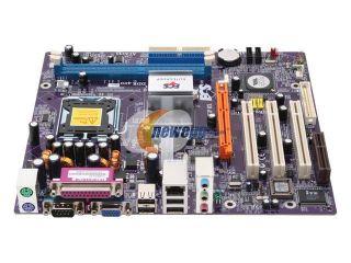 ECS P4M800 M7 LGA 775 VIA P4M800 Micro ATX Intel Motherboard