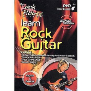 The Rock House Method: John McCarthy   Rock Guitar Beginner