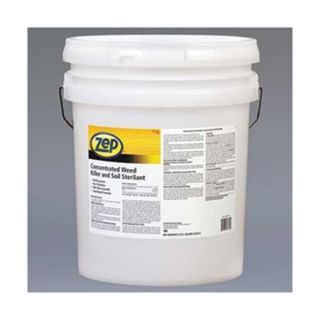 Zep R05635 Conc. Weed Killer and Soil Sterilant, 5G