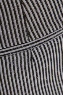 Striped woven slim leg pants  Richard Nicoll