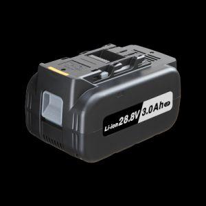 Panasonic Power Tools EY9L82B Cordless Battery Pack, 28.8V 3.0Ah Li ion Type Z