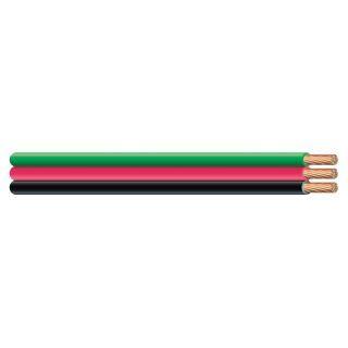 SOUTHWIRE COMPANY Cable Plano para Bomba Sumergible, Tamaño del Cable 12 AWG, Cantidad de Conductores 2 con Toma a Tierra, Tipo de Cable THW   Cable para Bomba Sumergible   6UTA4|56366002