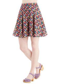 Doll I Wanna Do Skirt  Mod Retro Vintage Skirts