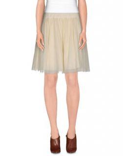 Daniele Alessandrini Knee Length Skirt   Women Daniele Alessandrini Knee Length Skirts   35270117WT