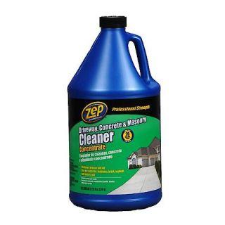 Zep 40 non streaking cleaner 18 oz new for Zep concrete floor cleaner