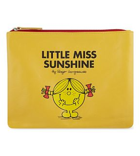 WILD & WOLF   Little Miss Sunshine pouch