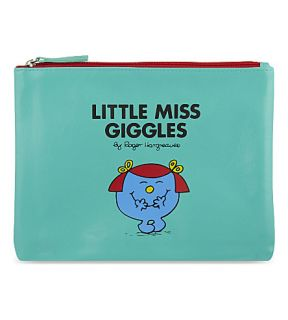 WILD & WOLF   Little Miss Giggles pouch