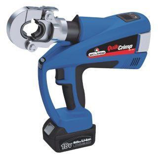 ECLIPSE Crimp Tool,18 Volt Li ION   Hydraulic Crimping Tool System   39CG59 902 484
