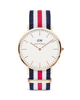 Daniel Wellington Classic Canterbury Watch, 40mm