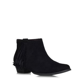 Miss KG Black Sassy ankle boots