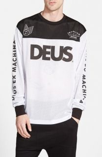 Deus Ex Machina Moto X 6 Long Sleeve Mesh Jersey