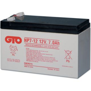 Mighty Mule 12v Replacement Battery, FM150