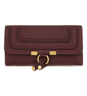 CHLOE   Marcie leather continental wallet