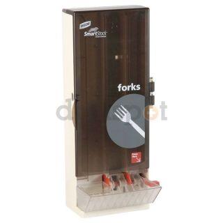 Dixie SSFPDSP Fork Cutlery Dispenser, Medium Weight