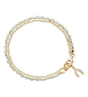 ASTLEY CLARKE   Wishbone ite friendship bracelet
