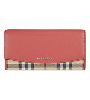 BURBERRY   Bag Porter leather wallet