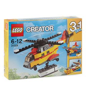 LEGO   Cargo helicopter