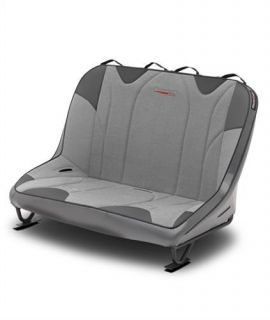 MasterCraft Safety   MasterCraft Safety 40 Inch DirtSport Rubicon Bench Seat, Rear Smoke/Gray 310116   Fits 2003 to 2006 TJ Wrangler, Rubicon and Unlimited