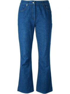 John Galliano Vintage Flared Jeans   House Of Liza