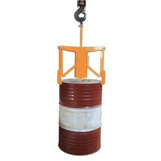 GRAINGER APPROVED Drum Lifter,1 Drum,55 gal.,800 lb.,23 In   Drum Lifters and Dispensers   21VG31|21VG31