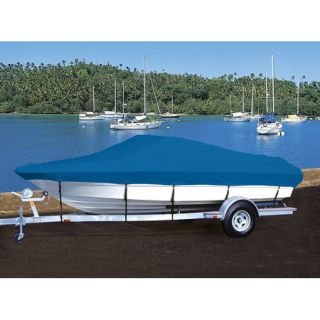 Hot Shot Coated Polyester Boat Cover For Starcraft 196 Superfisherman Dc
