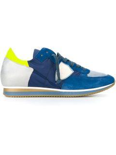 Philippe Model Contrast Panel Sneakers    Di Pierro