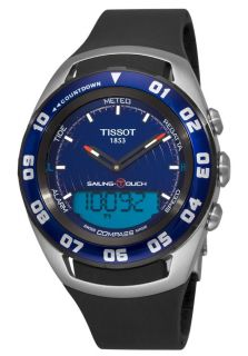 Men's Sailing Touch Blue Multi Function Dial