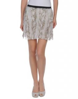 Enza Costa Mini Skirt   Women Enza Costa Mini Skirts   35188047