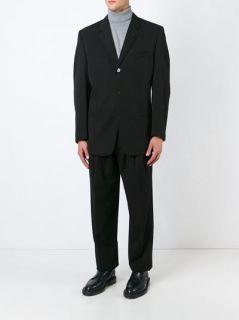 Versace Vintage Three Button Suit   A.n.g.e.l.o Vintage