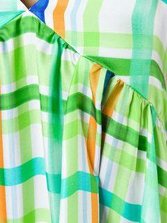 Daizy Shely Checked Maxi Dress   202