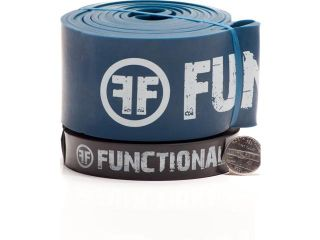 Set of 2 Functional Fitness Pull Up Bands   #3, #6   30   200 lbs (14   91 kg)