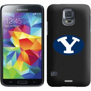 Brigham Young Cougars Galaxy S5 Primary Logo Thin Shield Case