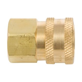 """Forney 3/8"""" 4200 PSI Female Socket Quick Coupler (75129)   Pressure Washer Accessories"""