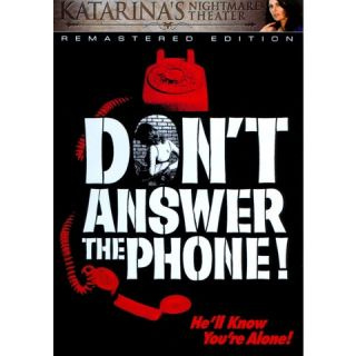 Dont Answer the Phone