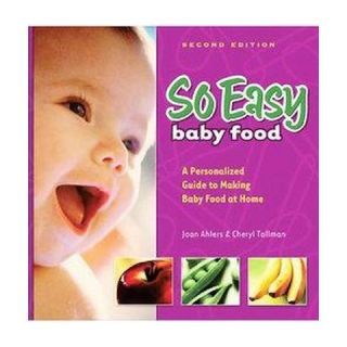 So Easy Baby Food (Hardcover)